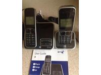 BT Inspire 1500 phones