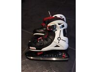 Ice skates adjustable size 36-40 excellent condition