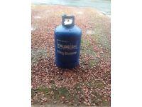 Calor Gas 15KG Butane 3/4 full For Sale