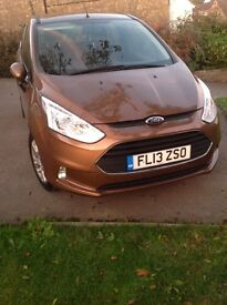 Ford B-max 1.6 petrol 6 speed for economy - offers