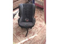 Vito car seat with isofix base...really good contion been looked after...only selling as baby to big