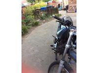 Track dirt bike for sale
