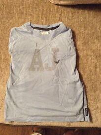 Armani th shirt