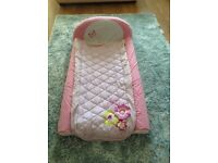 Toddler Ready Bed for sleepovers