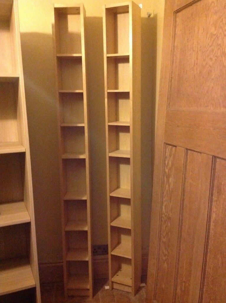 Ikea Tall CD/DVD Storage Unit & Ikea Tall CD/DVD Storage Unit | in Fareham Hampshire | Gumtree