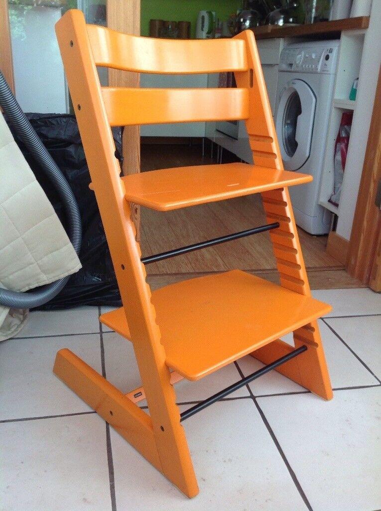 Stoke Tripp Trapp High Chair
