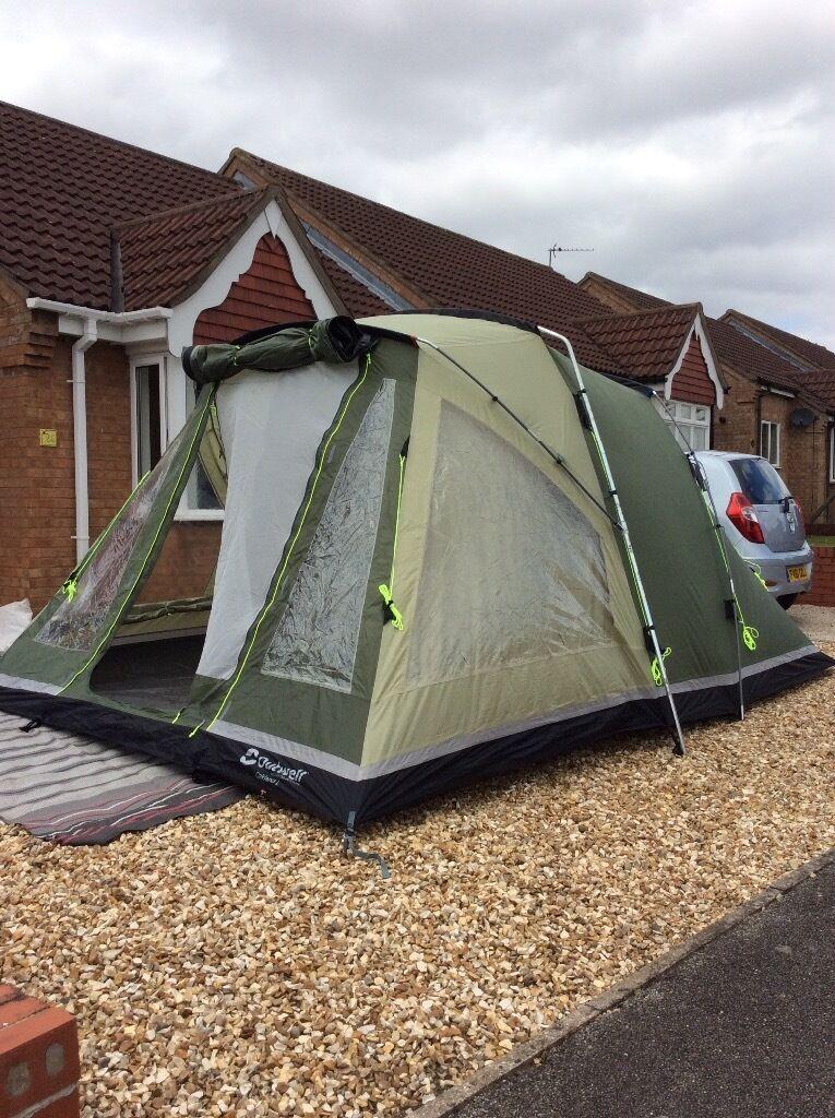 Outwell Oakland l Tent & Outwell Oakland l Tent | in Branston Lincolnshire | Gumtree