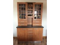 KITCHEN DRESSER OAK