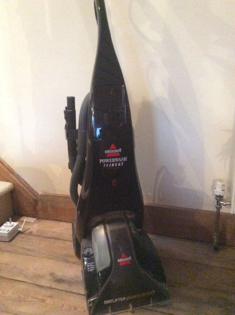 bissell powerwash upright deep cleaner instructions