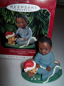 Hallmark-Keepsake-Christmas-Ornament-Ricky-All-Gods-Children-1998-NW-Martha-Root