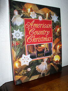 American-Country-Christmas-1993-by-Brenda-Waldron-Kolb-1993-Hardcover