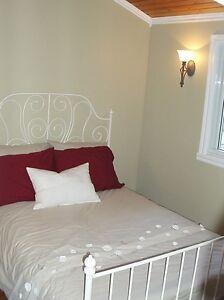 Cottage rental Lakefront Val-des-Monts 30m from Ottawa $400 wkd Gatineau Ottawa / Gatineau Area image 2