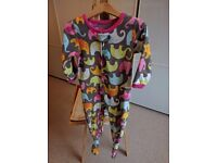 1 piece fleece Carters girl Pyjama - 1-2 yrs old