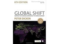 Global Shift. 6th edition. Peter Dicken.