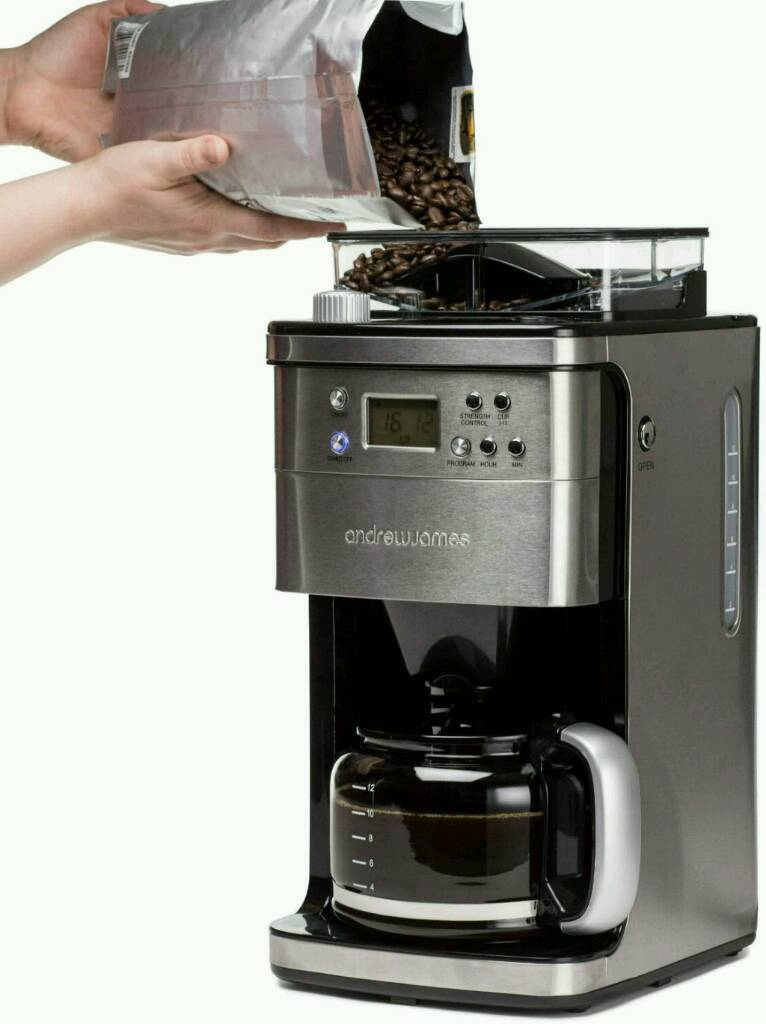 Andrew James Filter Coffee Machine With Bean Grinder In Wortley West Yorkshire Gumtree