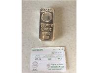 1kg .999 fine silver bar for sale - Emirates Gold