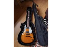 Gretsch Electromatic Pro Jet Sunburst Electric Guitar