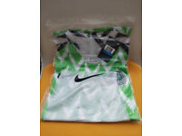Nigeria World Cup 2018 Home Shirt Kit Jersey BRAND NEW WITH TAGS