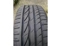 Tyre Bridgestone Turanza 205 55 16