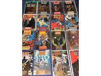 Batman Legends of the Dark Night comics Numbers 1 to 100