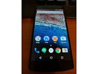 REDUCED - LG Nexus 5 (32GB) Android Mobile Phone For Sale. Unlocked, SIM Free and works with 4G/LTE
