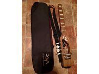 Risa solid stick tenor ukulele