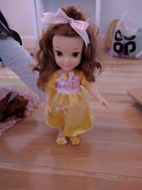 belle princess collection doll