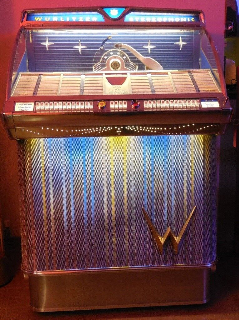 1959 Wurlitzer Jukebox for sale  | in Woodley, Berkshire | Gumtree