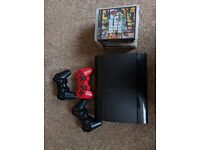 Playstation 3 Super Slim Bundle