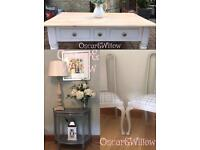 Selection of stunning painted furniture for sale