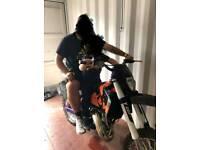 KTM EXC 125 O3
