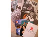 Collection of Q Music Magazine 26 x CDs, 11 x Supplements, 3 x Cassettes 4 x Books Bowie Covers