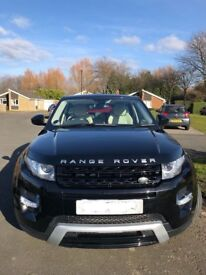 Land Rover,Rand Rover Evoque Immaculate, Well Looked after and low milage!!!!!