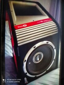 Cheap. Vibe subwoofer. 1600 watts. Collect today cheap
