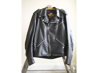 Genuine Harley Davidson Leather Jacket ( Made in The USA )