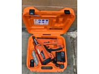Paslode IM350+ Lithium First Fix Nail Gun in VERY GOOD Condition