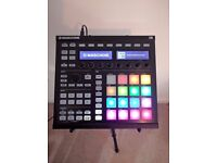 Native Instruments Maschine MK2 Bundle, Mint Condition. Full Komplete 10, 8 expansions,stand & cover