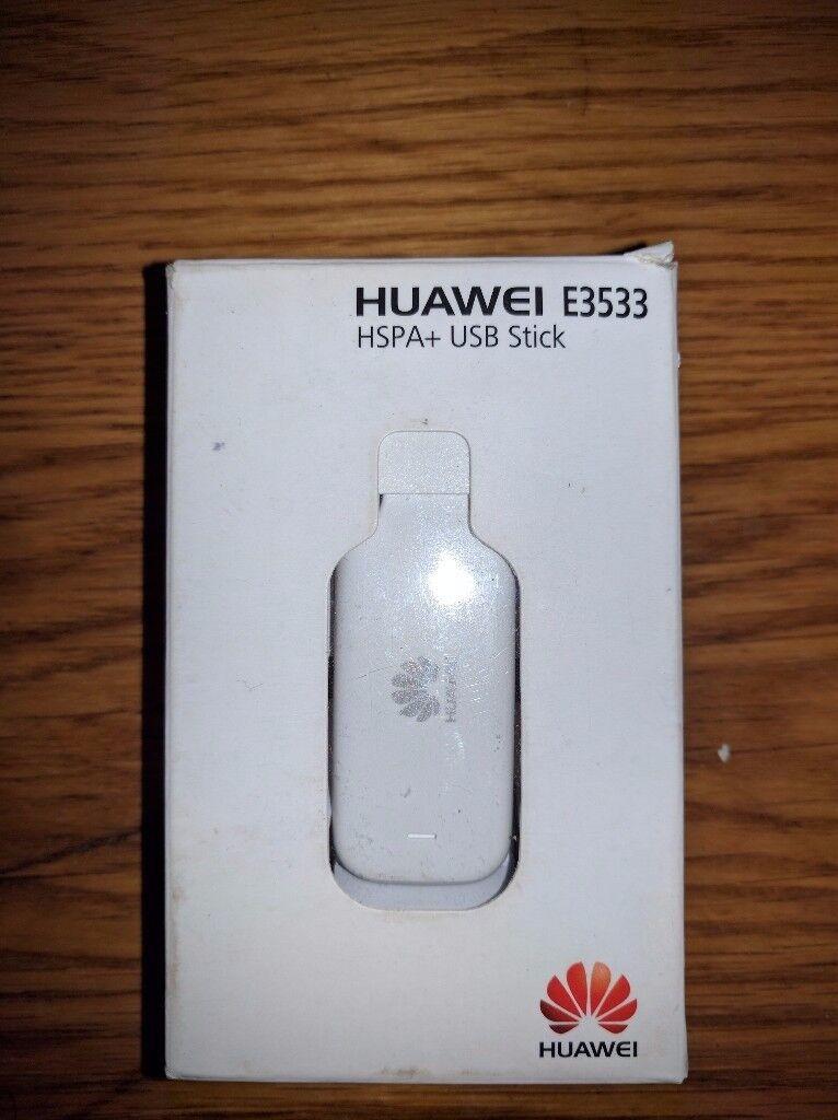 Unlocked Huawei E3533 Mobile Broadband WiFi Dongle 3G