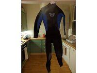 Ladies wetsuit, size 10-12
