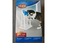 Brand new Trixie cat toy/ puzzle for treats