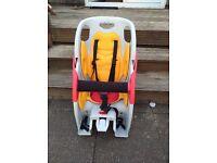 Co-Pilot Limo Rear-mounted Bike Seat