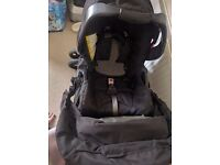 Mothercare Trenton Deluxe Travel System pushchair/pram with carseat