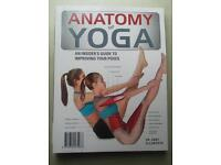 'ANATOMY OF YOGA' BOOK BY DR ABBY ELLSWORTH