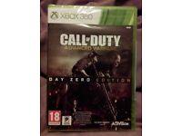 Call of Duty Advanced Warfare Xbox 360 *Sealed / Brand New* -Day Zero Edition-