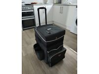 Cleaning/janitor trolley by Rubbermaid