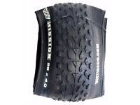 FATBOY TYRES 2x Vee Rubber Mission 26 x4.0 inch; 72 TPI Kevlar Bead BLACK