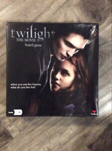 Twilight + New Moon Board Games