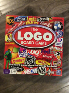* Perfect condition Board Game * LOGO