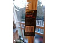 Heavyweight curtain track 2.5m - brand new