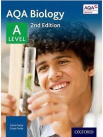 AQA Biology full A-Level textbook